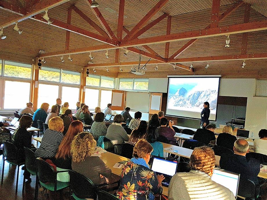 Mednarodno srečanje lokalnih akcijskih skupin v Estoniji
