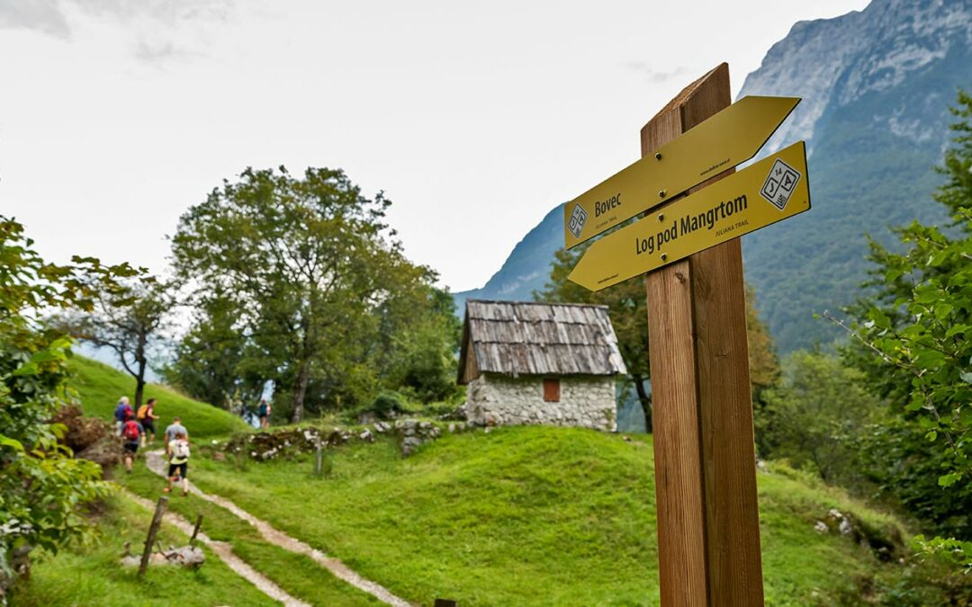 JA TRAIL – Pot Julijske Alpe