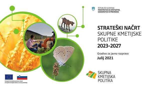 Predlog Strateškega načrta skupne kmetijske politike 2023–2027